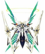 Xenoblade Chronicles 2 Siren Height approx 300mm NON scale plastic model - $120.93