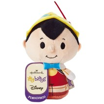 Pinocchio Hallmark itty bitty bittys Walt Disney Classic Gepetto Toymake... - $13.84