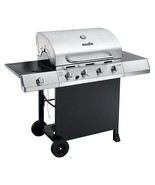 BBQ Grill Outdoor Party Food Fathers Day Patio Propane Gas Propane Cook Summer - $340.52