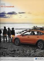 2013 Subaru XV CROSSTREK brochure catalog 13 US 2.0i Limited Premium - $8.00