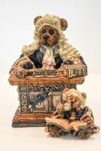 Boyds Bears  Judge Griz  Hissonah  Style # 228303  Classic Figure - $16.82