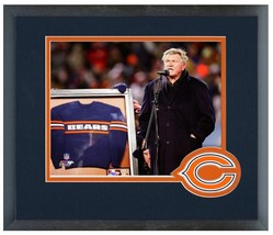 "Mike Ditka Jersey Retirement Ceremony Dec. 9, 2013-11"" x14"" Matted/Framed Photo  - $42.95"