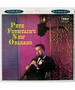 Pete Fountain's New Orleans [Vinyl] Pete Fountain - $19.95