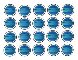 Medium Circle 2157-Download-ClipArt-ArtClip-Digital Tags-Digital - $4.00