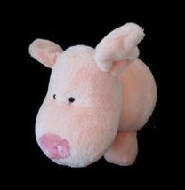 "Russ Pink PIG 8"" stuffed Plush animal #34205 Soft Toy Standing Pig - $19.55"