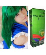 Hair COLOR Permanent Hair Cream Dye Punk Rock Glam GREEN - $5.99