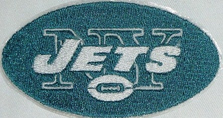 New York Jets Iron On Patches for sale  USA