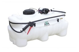 25 Gallon Insecticides & Herbicides  Spot Sprayer with 1.8 GPM Shurflo Pump - $252.60