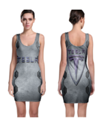 Tesla Women Sexy  Bodycon Fit Dress - $19.80+