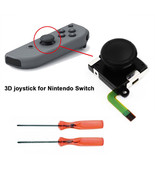 Stick Rocker 3D Analog Joystick Thumb Nintendo Switch Joy-Con Controller... - $11.92