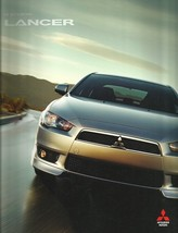 2009 Mitsubishi LANCER brochure catalog ES SPORT GTS 1st Edition 09 US - $6.00