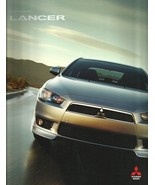 2009 Mitsubishi LANCER brochure catalog 1st Edition 09 US ES SPORT GTS  - $6.00
