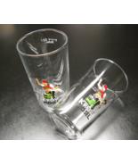 Krov Mosel Germany Shot Glass Double Gastliches Weindorf Naughty Boy Set... - $14.99