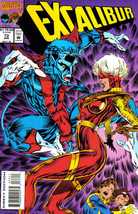 Excalibur #73 NM! ~ MUTANT MAYHEM - $1.00