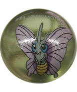 POKEMON MARBLE VENOMOTH #49 Colored GLASS MARBLE - $8.98
