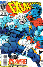 Excalibur #77 NM! ~ MUTANT MAYHEM - $1.00