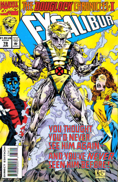 Excalibur #78 NM! ~ MUTANT MAYHEM
