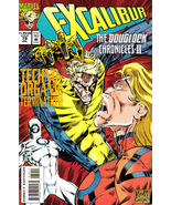 Excalibur #79 NM! ~ MUTANT MAYHEM - $1.00