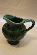 Hull USA F-91 Dark Green Pitcher - $14.99