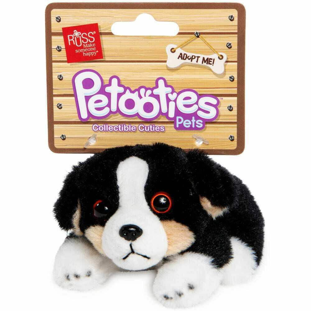 russ® petooties pets™ bernese mountain dog new nwt - $12.20