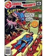 DC COMICS PRESENTS #7 ~ SUPERMAN & RED TORNADO - $10.00
