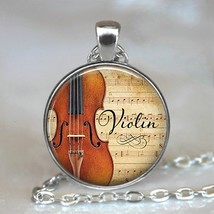 2019 Violin Saxophone Flute Clarinet Music Movies People Glass Cabochon ... - $8.10