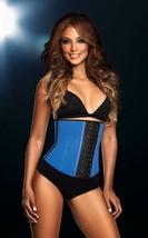 FAJA DEPORTIVA ANN CHERY 2023 (3) ROW HOOKS WAIST CINCHER BLUE SHAPEWEAR... - $52.98