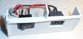 Brother Free Arm XR3140 Computerized Rear On/Off Switch & 2 Pin Power Co... - $15.00