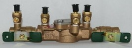 Watts Double Check Valve Assembly 1/2 Inch 007 QT Backflow Preventer 0062131 image 1