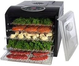 Electric Beef Jerky Countertop Food Dehydrator For A Healthy Diet, Exten... - £101.25 GBP