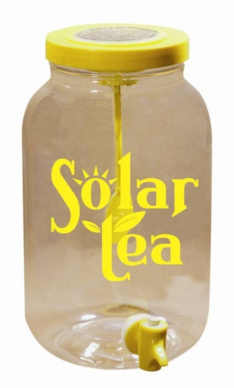 "Primary image for Solar Powered ""Stirring"" Sun Tea Jar"
