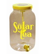 "Solar Powered ""Stirring"" Sun Tea Jar - $24.99"