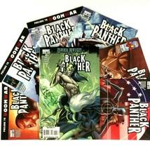Black Panther 7 Issue Comic Book Lot Run 6-12 VF NM Marvel 2009-2010 Shu... - $19.75