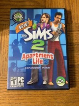 The Sims 2 Apartment Life Expansion Pack CD Rom Game