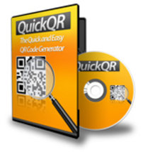 Quick QR Code generator/resell rights/ebook on cd - $2.99