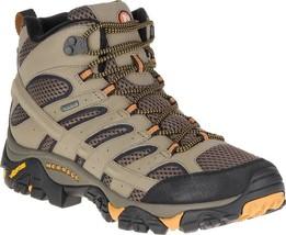 Merrell Moab 2 Mid GORE-TEX Hiking Boots (Men's) in Walnut - NEW - $160.61