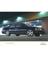 2004 Mercury MARAUDER sales brochure catalog US 04 Grand Marquis 2nd Edi... - $6.00