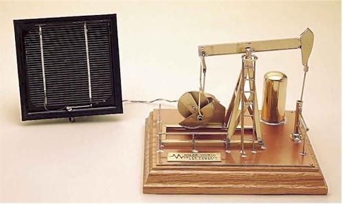 Solarts Executive Gift Series-Oil Pumper