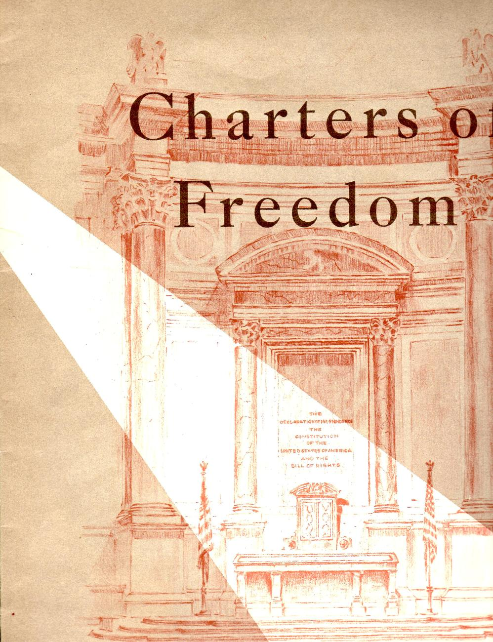 Primary image for Charters Of Freedom (copyright 1952)