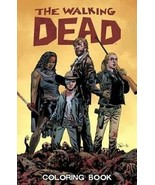 The Walking Dead Adult Coloring Book by Robert Kirkman IMAGE COMICS new - $5.65