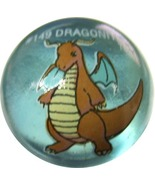 POKEMON MARBLE DRAGONITE #149 Colored GLASS MARBLE - $9.98
