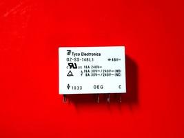 OZ-SS-148L1, 48VDC Relay, TE Brand New!! Genuine!! - $6.44