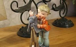 Napco Japan Cameraman AHIB Figurine - $24.99