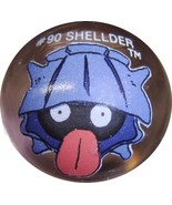 POKEMON MARBLE SHELLDER #90 Colored GLASS MARBLE - $8.98