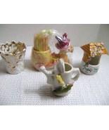 Vintage Lot  of Ceramic Toothpick Holders Made in Japandsc00204 - $16.00