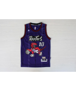 Demar Derozan Purple Throwback Toronto Raptors jersey - $49.99