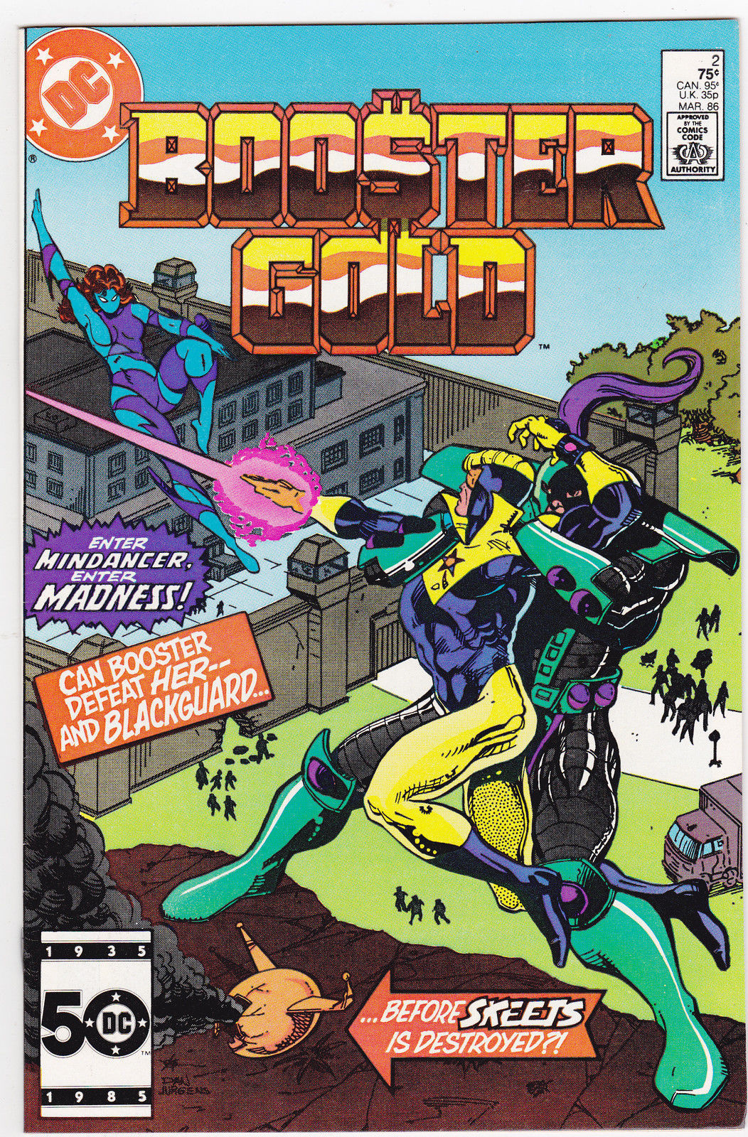 Booster gold  2