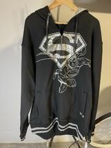 NWT Vintage Lot 29 Superman Hoodie Size 2xl - $152.00