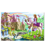Fairy Tale Castle Floor Puzzle by Melissa & Doug - $12.00
