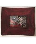 Wooden Curved Frame for 5 1/2 x 3 1/2 Photo - $6.64